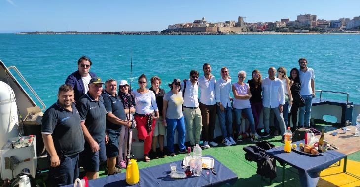 Galleria SMART ADRIA Blue Growth, il 23-24 settembre study visit di progetto in Puglia e Molise - Diapositiva 2 di 3