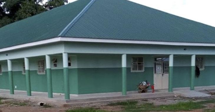 Galleria La Banca del Sangue costruita in Sud Sudan con i fondi della Regione Puglia è pronta ad operare - Diapositiva 1 di 4