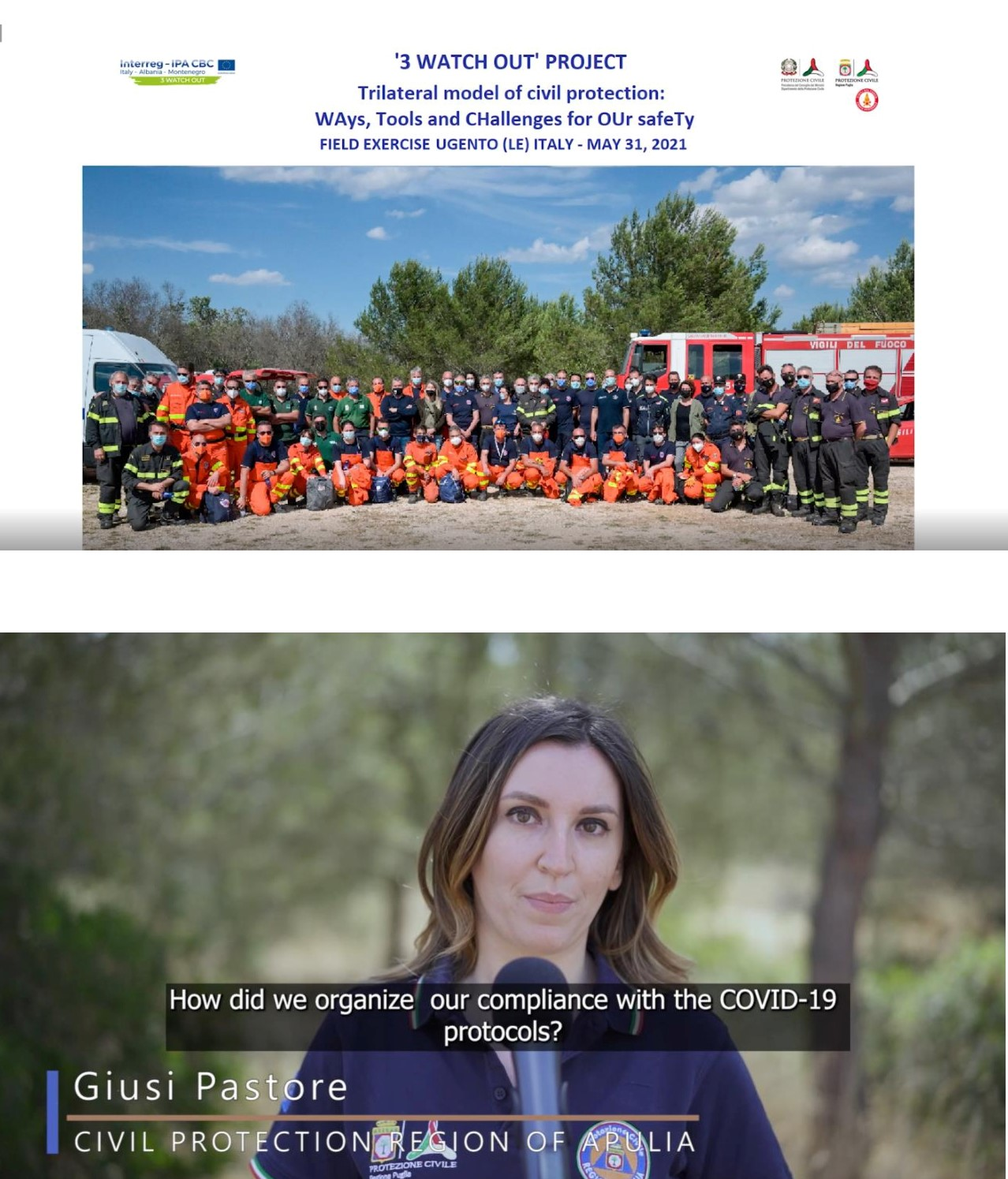 Galleria Grande partecipazione al workshop Women at the forefront of the emergency: resilience stories - Diapositiva 5 di 5