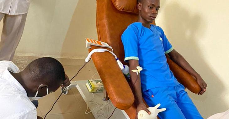 Galleria La Banca del Sangue costruita in Sud Sudan con i fondi della Regione Puglia è pronta ad operare - Diapositiva 3 di 4