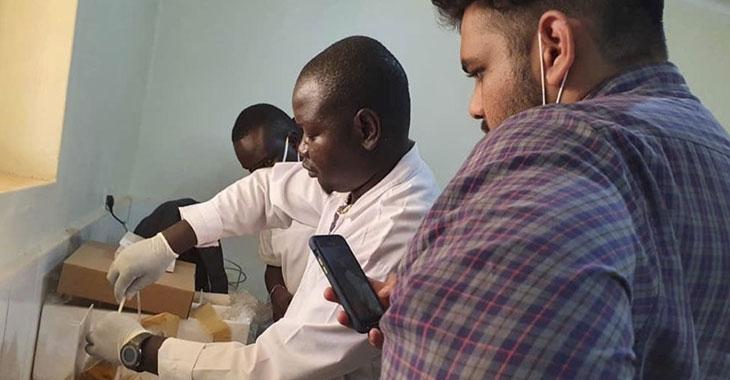 Galleria La Banca del Sangue costruita in Sud Sudan con i fondi della Regione Puglia è pronta ad operare - Diapositiva 2 di 4